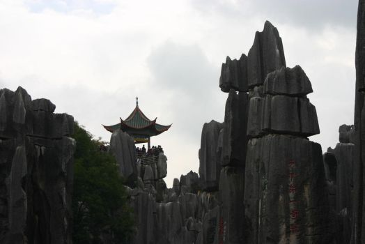 stone forest 11 by fa-stock