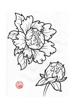 Peonies 2 by Laranj4