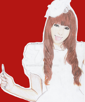 Kanon Wakeshima by Protests