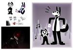 Bendy and The Ink Machine [READ DESCRIPTION] by Lune-enfer
