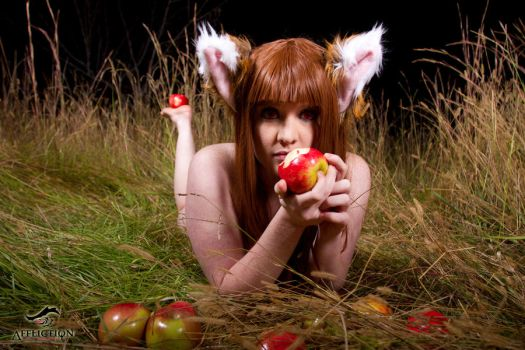Through Apple Eyes by Foxy-Cosplay