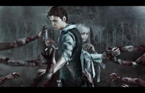 The Evil Within  - Leslie Withers - 5 by Dokura-chan
