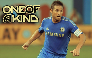 Frank Lampard - one of a kind by afiqreza7