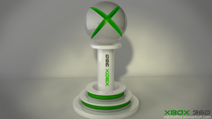 Xbox 360 by RatchetHD