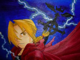 Edward Elric by SixthIllusion
