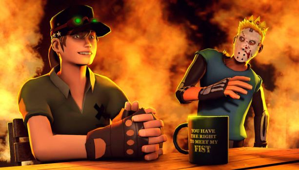 This Is Fine by Menaria