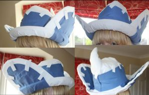 Commission Thompson sister hat by LollypopL