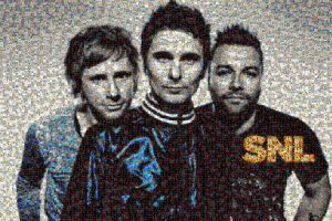 Muse SNL Mosaic by cydoniaknight14