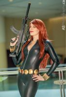 Black Widow by gillykins