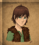 HTTYD - Hiccup by Mistrel-Fox