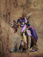 Steampunk Twilight by NastyLady