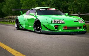 Supra by ROOF01