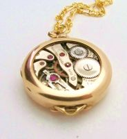 STEAMPUNK PENDANT NECKLACE by TheSteamPunkTrunk