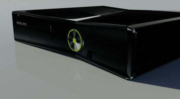 Xbox 360 Speed Model 02 by SparkiiJaxx