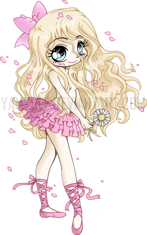Macaroon Hikaru Commission Lineart By Yampuff On Deviantart