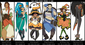 PKMN - Witches of Kalos