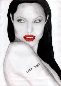 Angelina Jolie Perfection2 by Snoopybabe