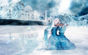 Ice Princess by domnic619
