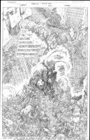 Spawn cover pencils by butones