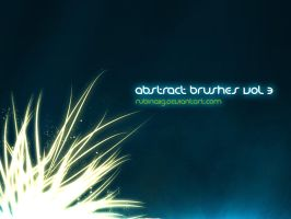 Abstract Brushes Vol 3 by rubina119