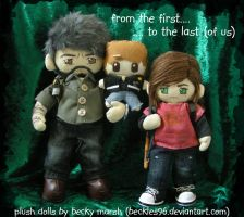 The First to The Last (of Us) by StitchedAlchemy
