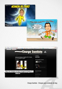 Charge Santista by acezar23