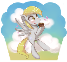 My little Muffin! by Hua113