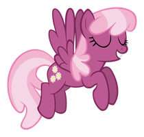 Pegasus Cheerilee by delectablecoffee