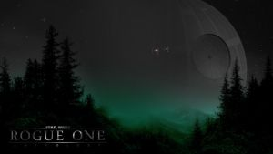 Star Wars Rogue One [Wallpaper] 1080P [GREEN] by Redberry5291