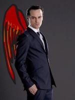 Winged Moriarty by TacoDestroyerAvenger