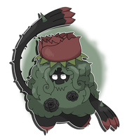 Tangrowth Alola Form