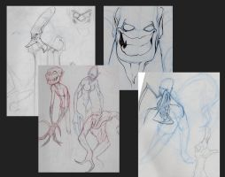 sketches of 2011-2 by g67