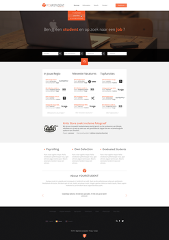 YourStudent - student employment agency by Bob-Project