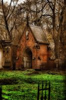 At the cemetery by tomsumartin