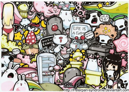 Crazy Life Pic by PeterPan-Syndrome