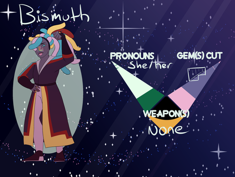 Bismuth App by PirateMutiny