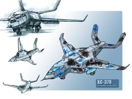 XC-379 by TheXHS