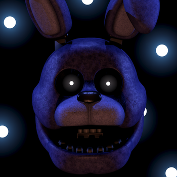 Bonnie RareScreen - [FNaF Blender] by ChuizaProductions