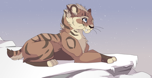 Pleistocene Queen by MBPanther