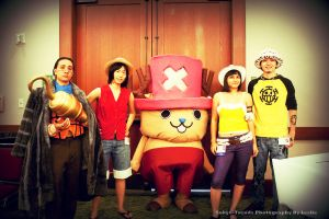 One Piece Friends by Tokyo-Trends