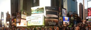Times Square by osallivan