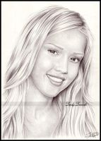 Jessica Alba... by Zindy