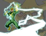 ELECTRO ( Ultimate Spiderman ) by jeffwamester