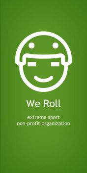 We Roll Logo by tonehal