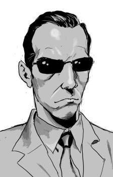 Agent Smith by DaveCummings