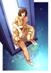 From the TARDIS by Miss-Alex-Aphey