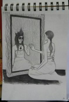 Mirror by akihua