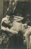 vintage couple stock 28 by vintage-visions