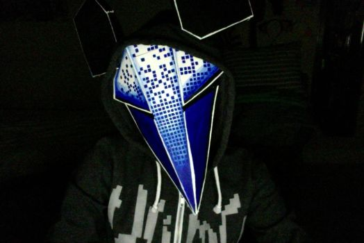 Watch_Dogs : Defalt Cosplay by KittyUlquiorra