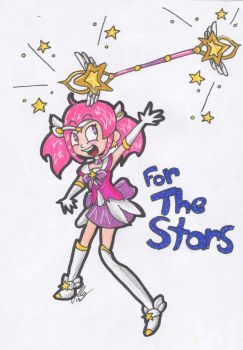 Star Guardian Lux by Junelle-O